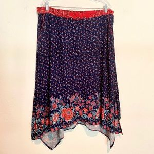 Xhilaration Skirts - 3 for $13 ⭐️ Xhilaration Handkerchief Skirt